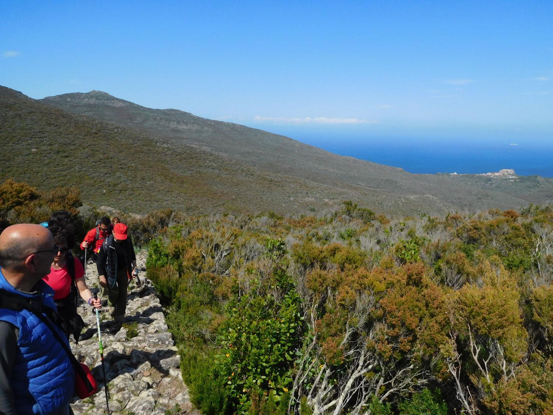 Trekiking a Capraia | Naturatour