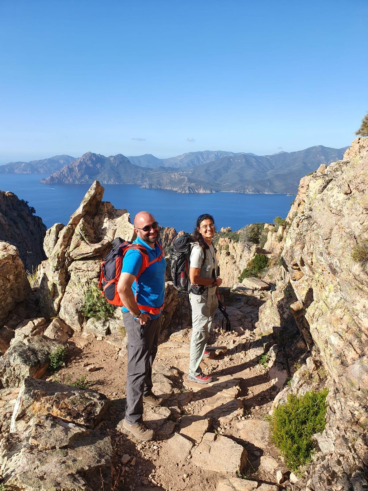Trekking tour in Corsica | Naturatour