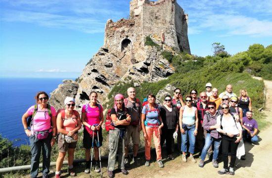 Isola di gorgona escursioni e trekking | Naturatour