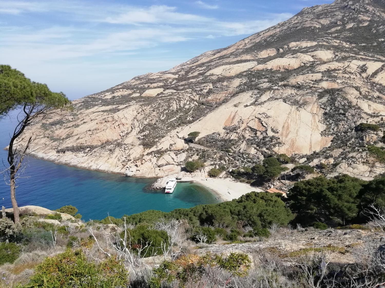 Escursione Montecristo Naturatour