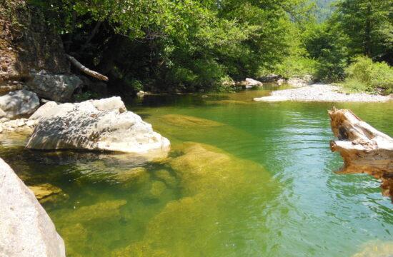 Escursione con bagno valle Farma