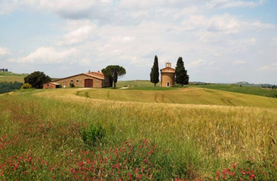 Trekking in Val d'Orcia | Naturatour