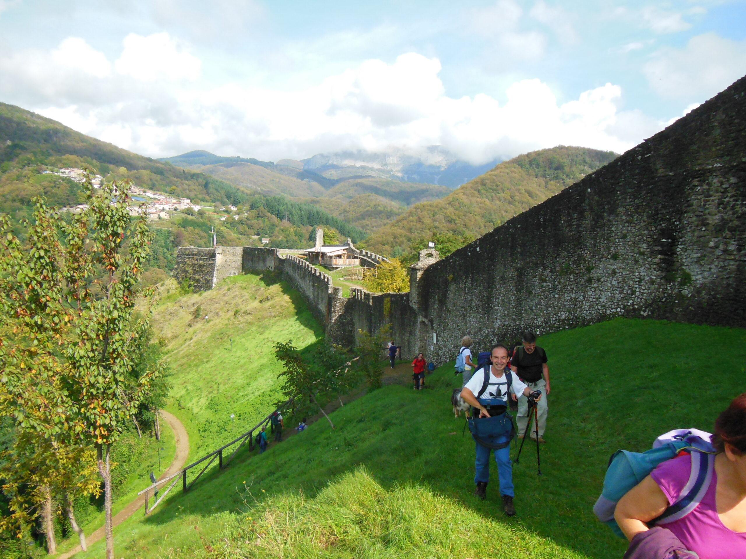 Escursione Fortezza delle verrucole | Naturatour