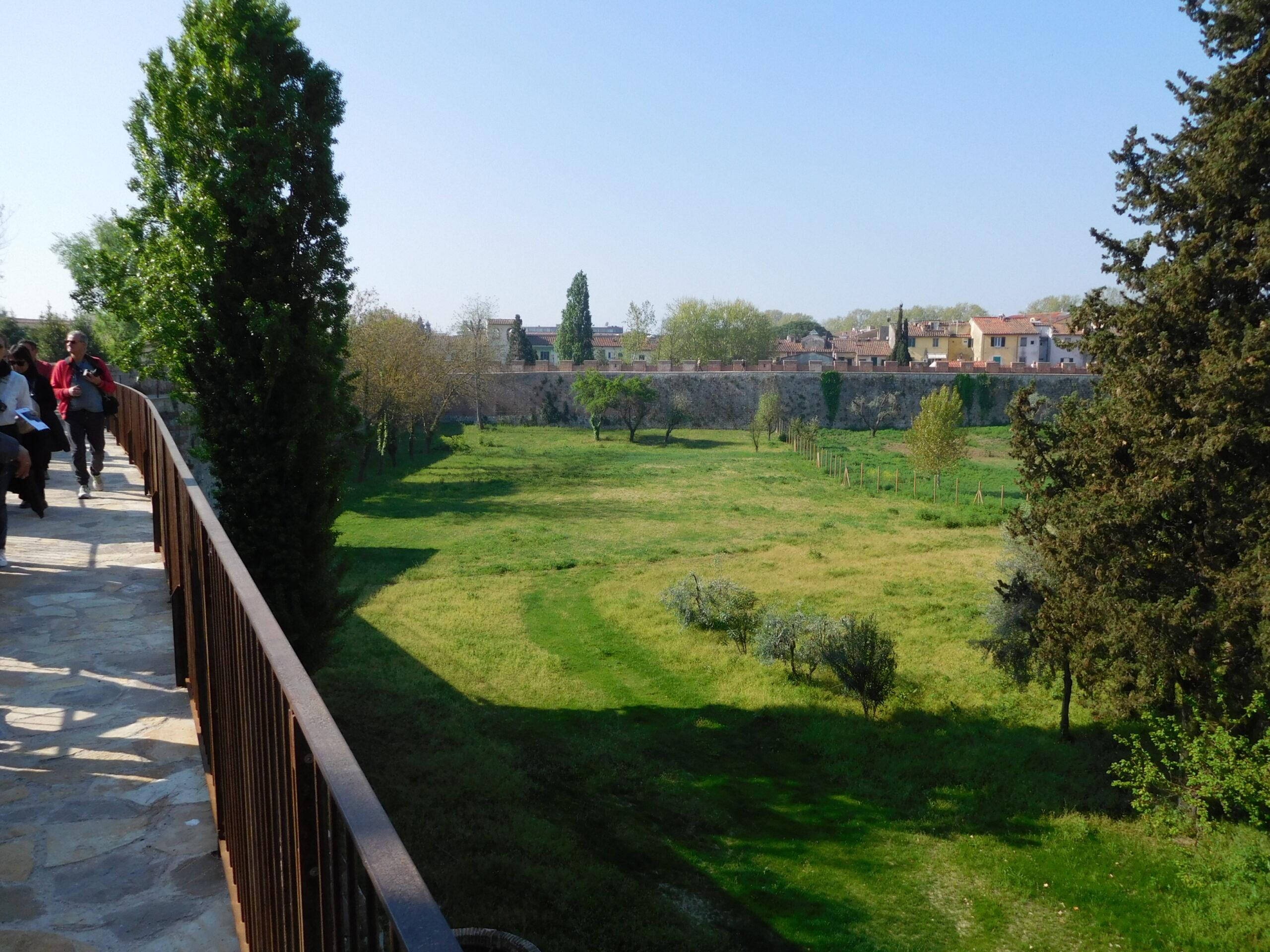 Mura di Pisa | Naturatour